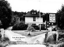 Original Lady Minto Hospital