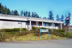 RCMP Building Salt Spring Island